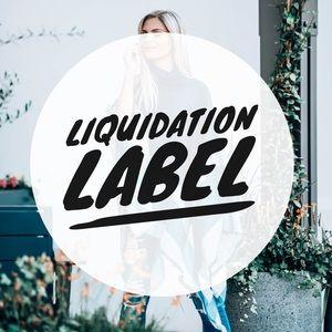 Liquidation Label